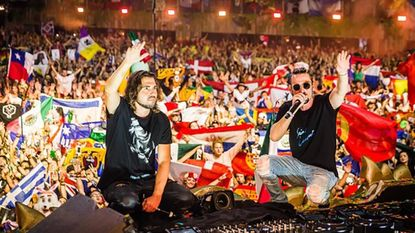 Dimitri Vegas & Like Mike op nummer twee in DJ Mag Top 100