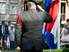 Vught herdenkt gesneuvelde militairen