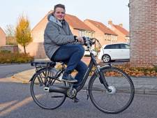Strijd om elektrische fiets voor Tycho (13)