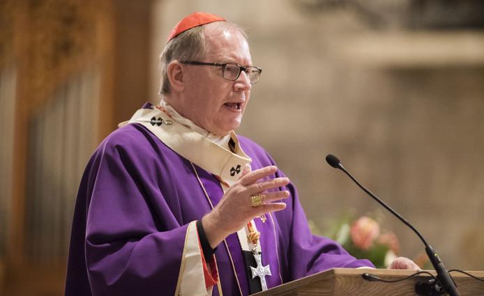 Kardinaal Eijk.