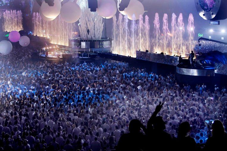 Sensation 2008.