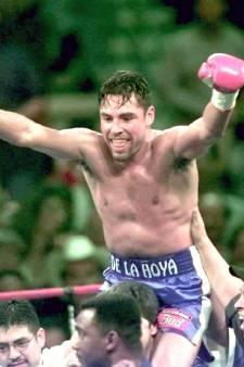 Oscar De La Hoya (47) wil 'wraakgevecht' met Floyd Mayweather