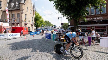 Tijdrit Baloise Belgium Tour ontketent volksfeest in Bornem
