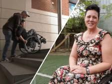 'Gehalveerde' Wendy (44) haalt levenslust uit rolstoelles