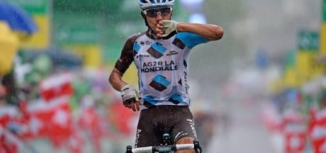 Pozzovivo komende seizoenen ploeggenoot van Nibali