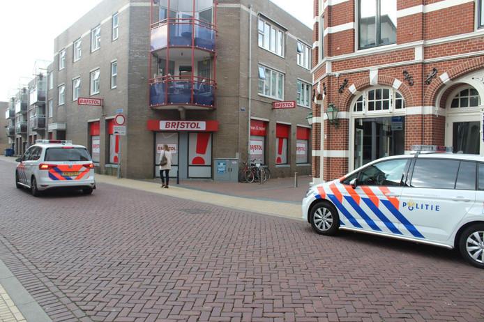 De politie deed woensdagavond onderzoek in de Mariastraat, maar gaf toen nog niet aan wat er was voorgevallen.