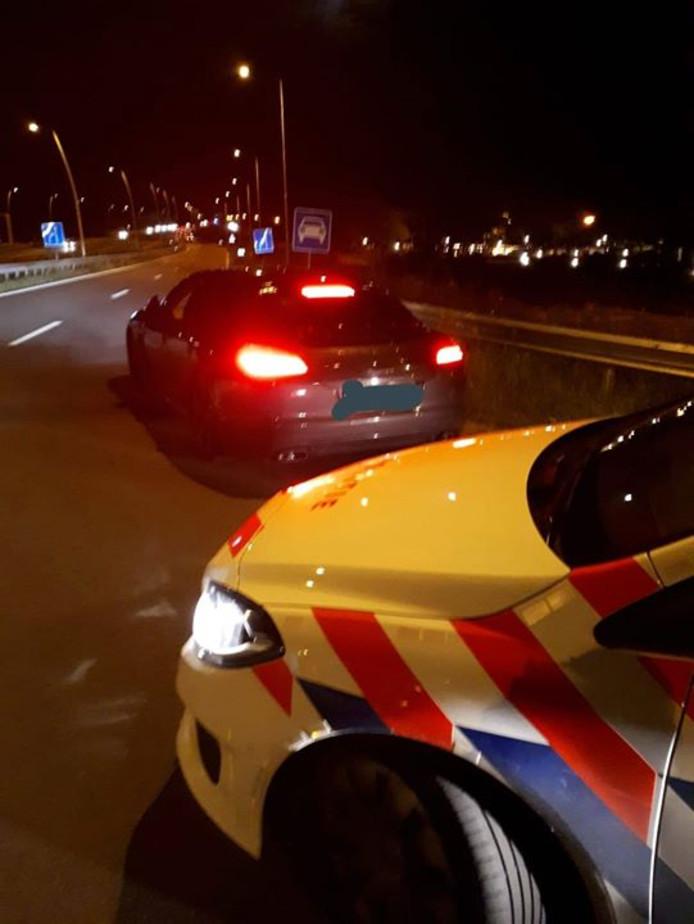 Kaatsheuvelse dief twee keer aangehouden op een dag, wilde instappen zonder rijbewijs