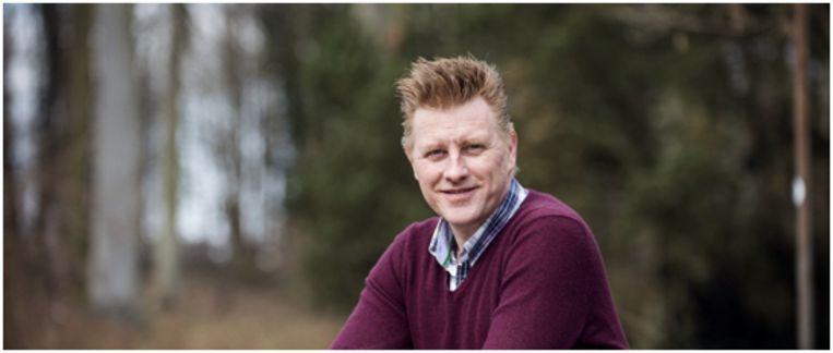 Dirk Staf is voorzitter van de nieuwe Leuvense middelbare school 'De MET'. Foto rv