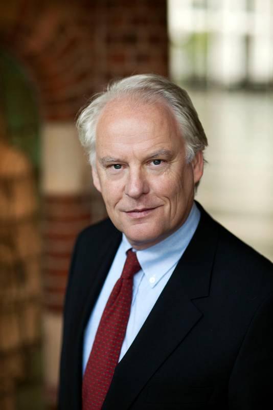 Hoogleraar economie Sweder van Wijnbergen