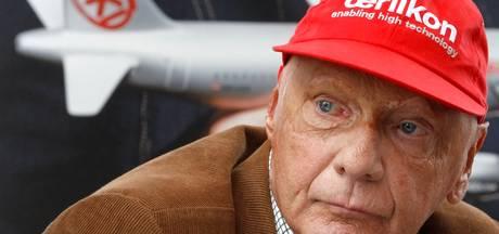 Niki Lauda opnieuw vliegbaas - hij kan niet anders