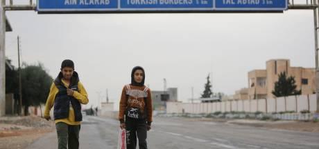 Turkije dreigt met nieuwe militaire operatie in noorden van Syrië