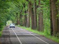'Aanleg vrijliggend fietspad Bergsebaan bij Den Hout pas in 2022'