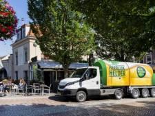 Heineken gaat cafés in Den Bosch bevoorraden met mini tankbierwagen