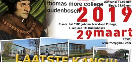 Reünisten Thomas More College grijpen 'laatste kans' om schoolgebouw nog te zien