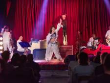 Ellen ten Damme gaat misschien wel buikdansen op de Parade in Utrecht