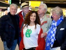 Katja: 'We deden alsof Gerard de opa was, zodat hij met me mee mocht naar de echo'