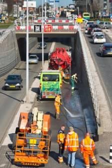 Amersfoort geeft vieze tunnel De Nieuwe Poort een sopje