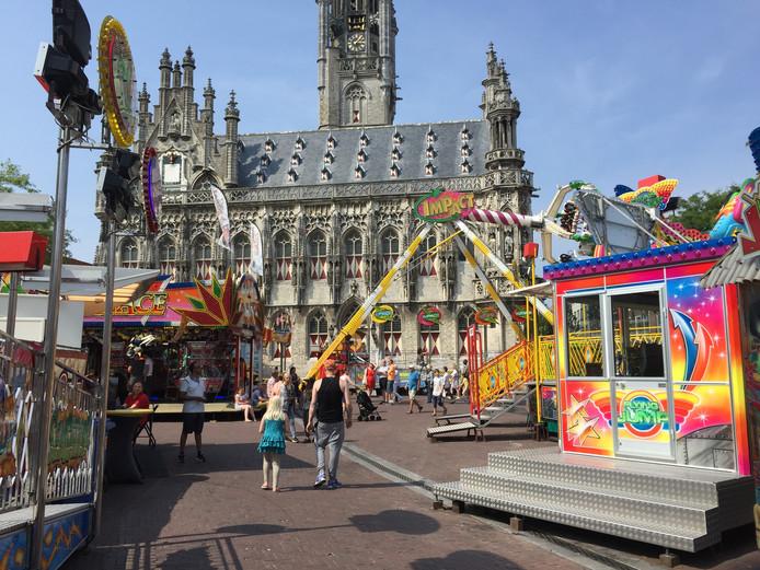 Kermis in Middelburg