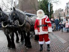 Kerstman komt zondag naar Tongerloplein