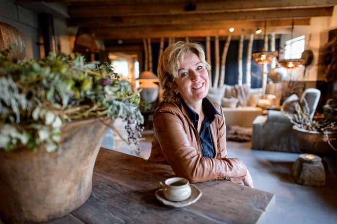 """Rita Maarse: """"Mijn man is ook ondernemer, en dan heb je er ineens twee in huis. Het was ook best wel een investering."""""""