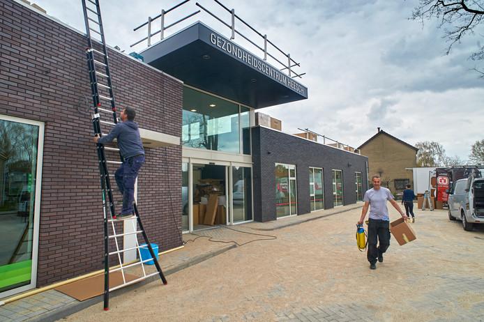 Nieuw gezondheidscentrum aan de Gildestraat te Heesch. Fotograaf: Van Assendelft/Jeroen Appels