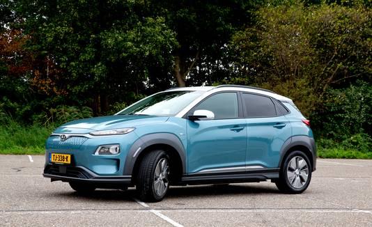 Nu al de lieveling van de leaserijder, die voor lage bijtelling gevoelig is: de Hyundai Kona Electric