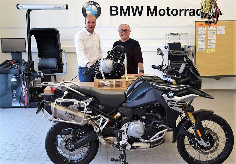 Vives krijgt de nieuwste generatie BMW-motorblokken.