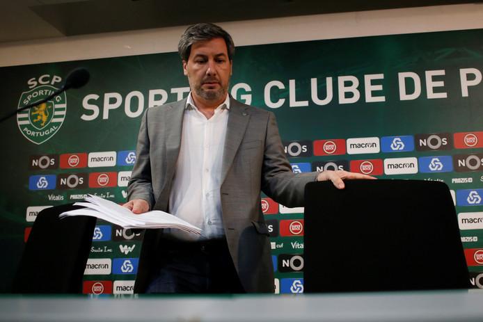 Bruno de Carvalho.