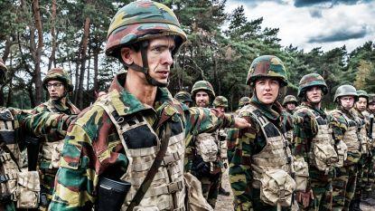 Maar liefst 100 kandidaten voor Belgisch leger testten positief op drugstest in 2018