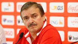 """Bondscoach Costa Rica: """"Die nummer tien van België deed ons echt pijn. Ik weet zijn naam niet"""""""