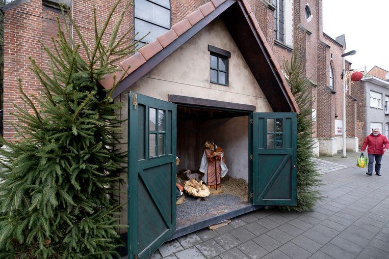 """In Koningshooikt staat zaterdag """"de gezelligste kerstmarkt van de regio"""" op het programma."""