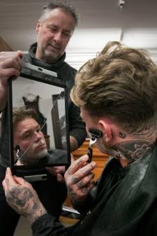 Eindhovense baardtrimmer Ribbed past op ieder scheermes