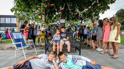 """De Wassenaard start schooljaar met """"vriendschapsboom"""" na familiedrama"""