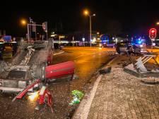 Twee gewonden nadat auto mogelijk door rood reed in Nijmegen