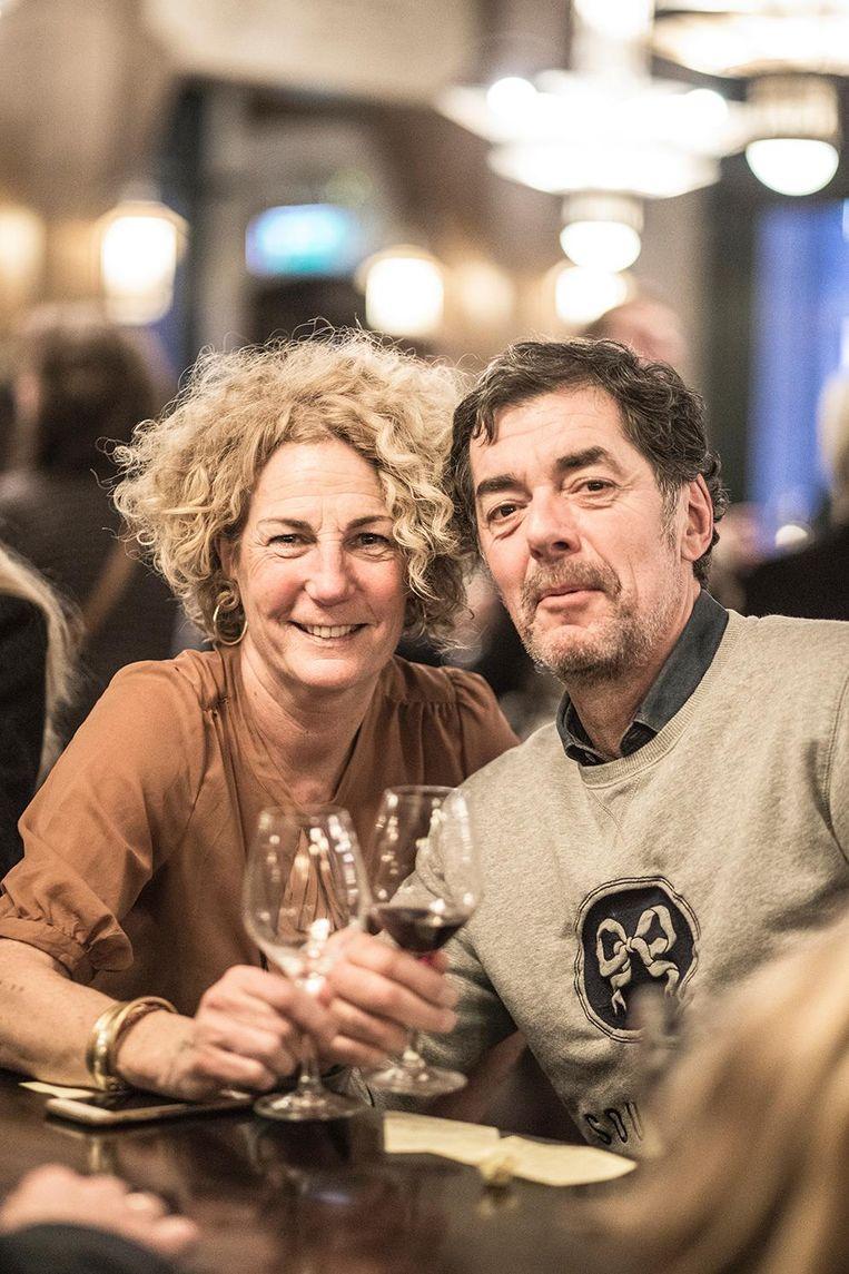 Juliette Huiskamp en Govert van Opbergen Beeld Marlena Waldthausen