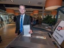 Overijsselse FvD-leider Johan Almekinders: 'Er is natuurlijk geen tweede Baudet'