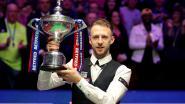 Trump pakt eerste wereldtitel snooker