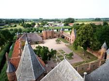 Kasteel Doornenburg opent even haar hoogste toren