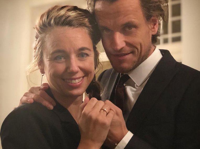 Tim Van Aelst trouwen