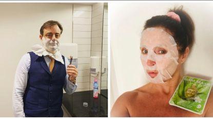 SHOWBITS. Bart De Wever last een scheerpauze in en welke BV schuilt er achter dit maskertje?