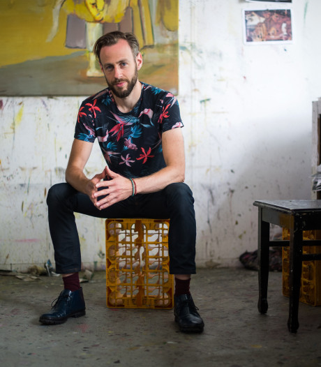 Casper Verborg: Ook als ik vrij heb, ben ik met mijn werk bezig