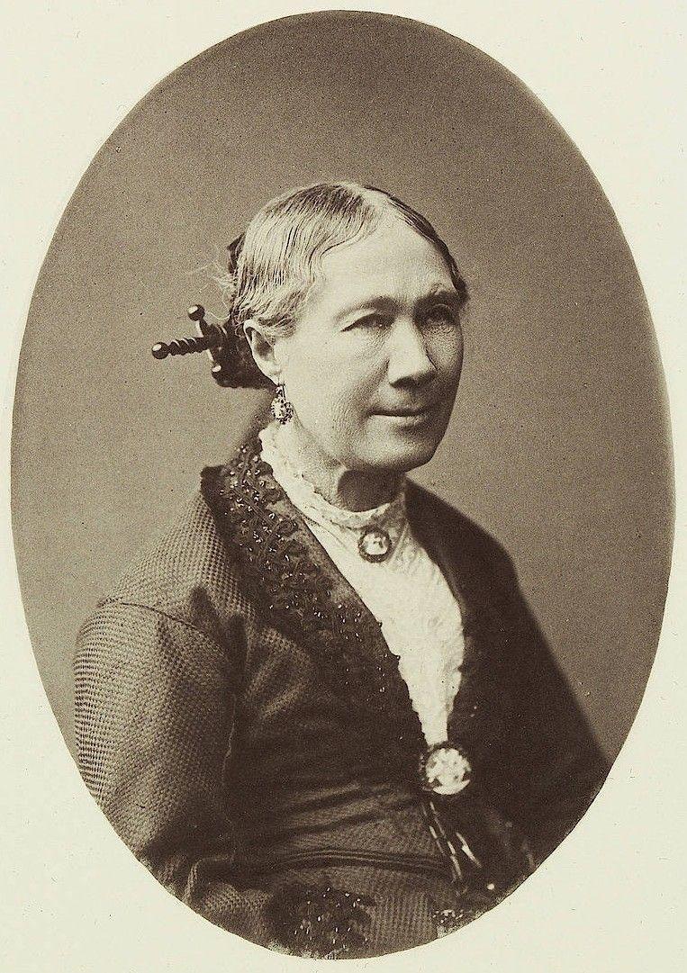 Georgiana Houghton (1814-1884) Beeld College of Psychic Studies