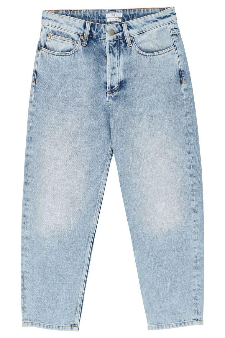 Tomboy jeans van Iben, € 210 Beeld