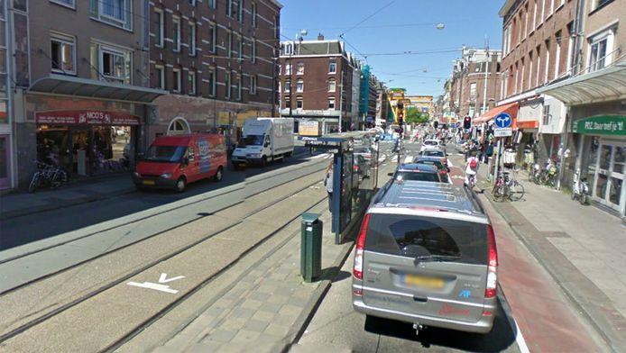 De Ferdinand Bolstraat.