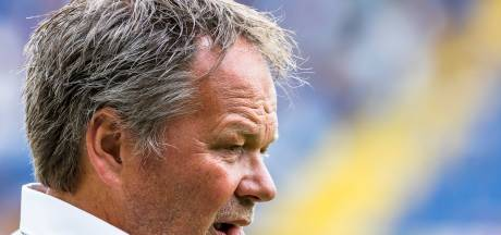 De Graafschap-trainer De Jong: Dit zijn harde lessen