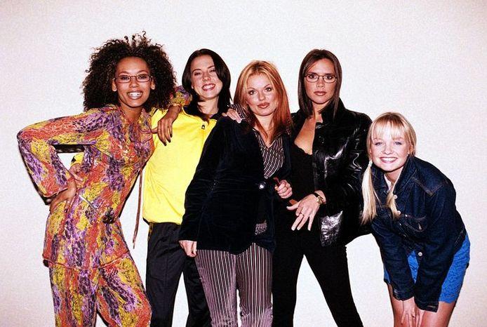 Mel B, Mel C, Geri, Victoria et Emma