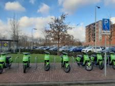 Waalwijk juicht komst elektrische deelscooters toe: 'Vooral Haven nog een blinde vlek'