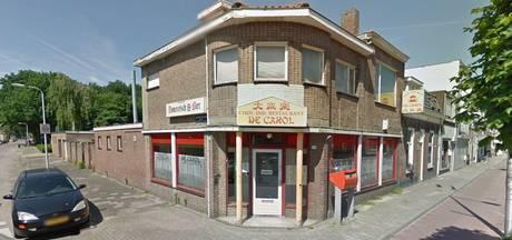 Overvallers Chinees restaurant namen klein geldbedrag mee