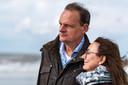Vincent Bijlo en zijn vrouw Mariska