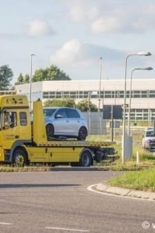 Gestolen auto aangetroffen bij McDonald's in Breukelen